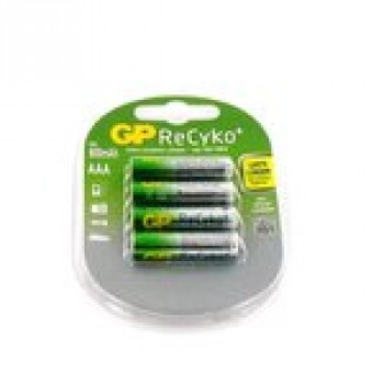 GP ReCyko Ni-MH AAA 800mAh Oplaadbaar