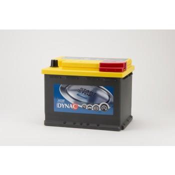 Dynac AGM Start-Stop accu (12V 45Ah)