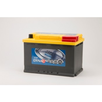 Dynac AGM Start-Stop accu (12V 80Ah)