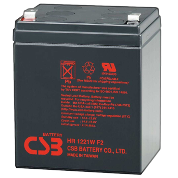 APC RBC29 UPS noodstroom accu CSB Battery