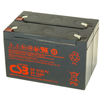 APC RBC3 UPS noodstroom accu CSB Battery