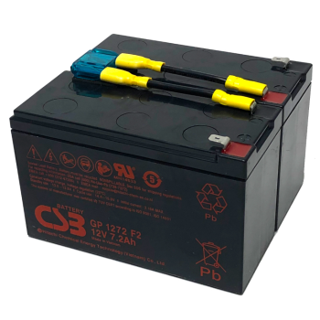 APC RBC9 UPS noodstroom accu CSB Battery