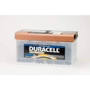 Auto accu Duracell Advanced DA 100 (12V 100Ah)
