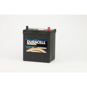 Auto accu Duracell Advanced BDA 40 12V 40Ah