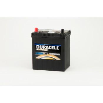 Auto accu Duracell Advanced BDA 40L 12V 40Ah