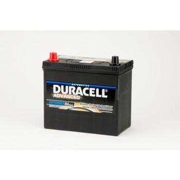 Auto accu Duracell Advanced BDA 45L 12V 45Ah