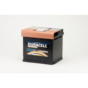 Auto accu Duracell Advanced BDA 50 12V 50Ah