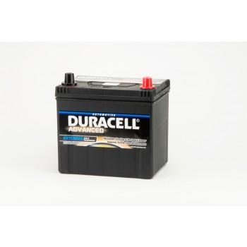 Auto accu Duracell Advanced BDA 60 12V 60Ah