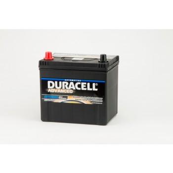 Auto accu Duracell Advanced BDA 60L 12V 60Ah
