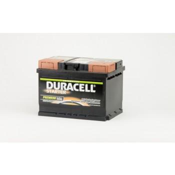 Auto accu Duracell Starter BDS 60 12V 60Ah