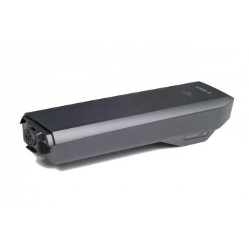 Fietsaccu Bosch PowerPack 400 bagagedrager Antraciet 36V 11,6Ah