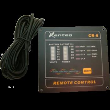 CR 6 Uitgebreide afstandsbediening voor SK-serie 24V