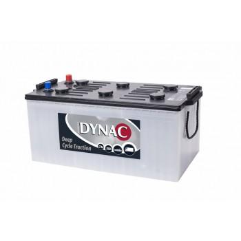 Deep cycle tractie accu DC TR220 (12V 220Ah)