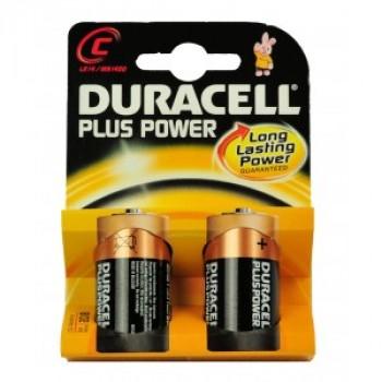 Duracell MN1400 Plus C (2 stuks)