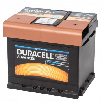 Auto accu Duracell Advanced BDA 44 12V 44Ah