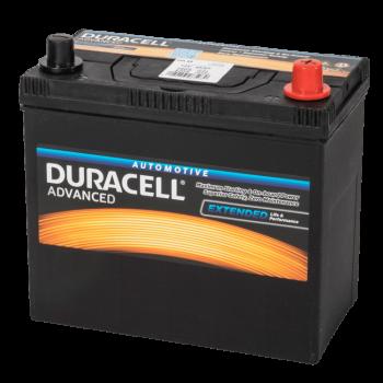 Auto accu Duracell Advanced BDA 45 12V 45Ah