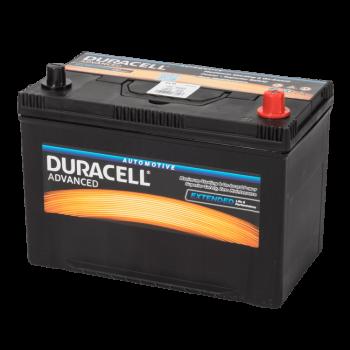 Auto accu Duracell Advanced BDA 95 12V 95Ah