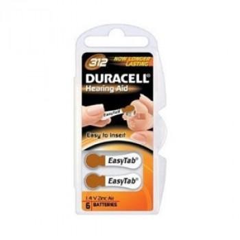 Duracell 312 Easytab