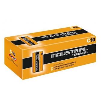 Duracell Industrial LR14 C 1,5V Alkaline 10 stuks