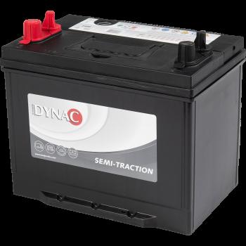 Dynac Semi Tractie SMF STV24DC Start Accu 12V 75Ah
