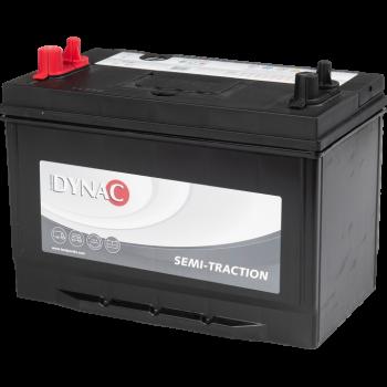 Dynac Semi Tractie SMF STV 27DC Start Accu 12V 90Ah