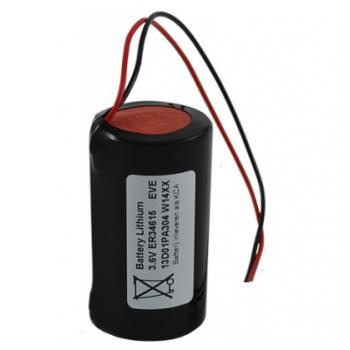 ER34615 EVE Lithium 3,6V - 19000mAh met draadaansluiting