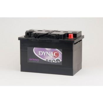 Dynac Gel accu 12V 80Ah (20h)