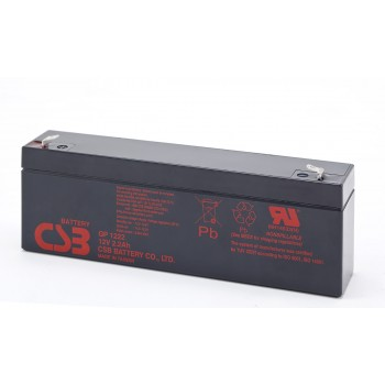 GP1222 F1 van CSB Battery