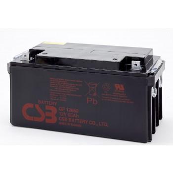 GP12650 van CSB battery