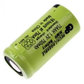 GP batterij NiMH 1,2V 750mAh GP75AAH