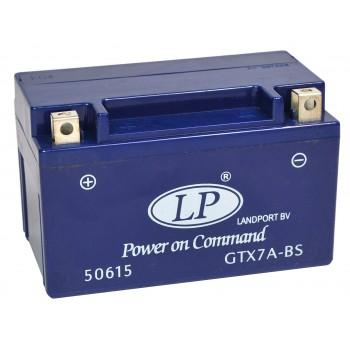 GTX7A-BS motor accu Gel