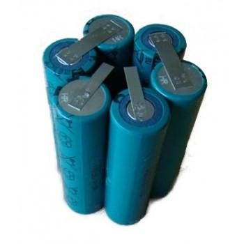 Duiklamp accu voor Hartenberger mini compact electronic