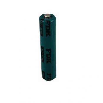 NiMH AAA batterij HR4U 1,2V - 1000mAh van FDK ( met soldeerlippen )
