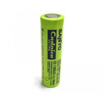 Sanyo/Panasonic Batterij KR-1100AAU 1,2V 1100mAh
