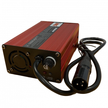 LiFePO4 accu lader 36V 5A vol automatisch