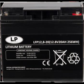 LiFePO4 accu LFP V12-20 12,8V 20Ah