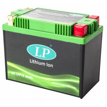 Lithium motor accu LFP16 12V 60Wh LifePO4 Landport