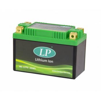 Lithium motor accu LFP9 12V 36Wh LifePO4 Landport