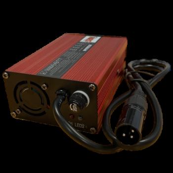 Lithium accu lader 48V 3A vol automatisch
