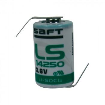 Saft Lithium batterij LS14250HBG 1/2 AA (3,6V 1200mAh)
