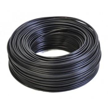 H05V-K enkelader 0.75 mm2 zwart (100M)