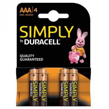 MN2400 Simply alkaline AAA-batterijen