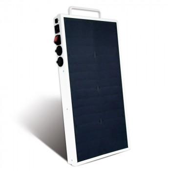 Mobisun draagbaar zonnepaneel 230V