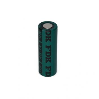 NiMH batterij 4/5AU 1,2V - 2150mAh van FDK ( met soldeerlippen )