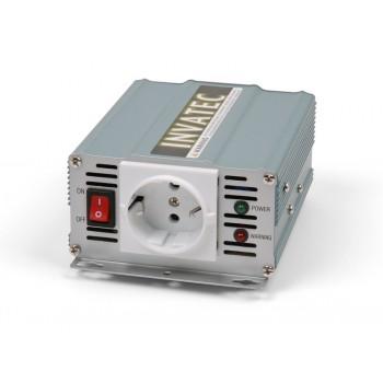 Invatec PM-350 Omvormer 350W 12V