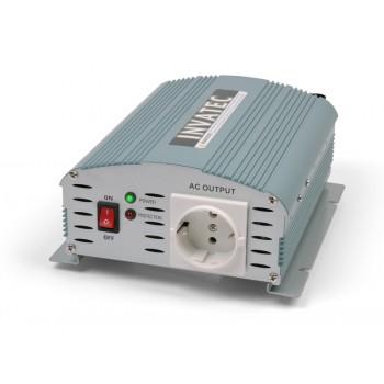 Invatec PM-600 Omvormer 600W 12V