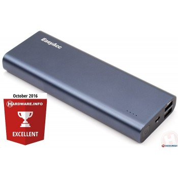 Quick Charge Powerbank 20Ah van Easyacc