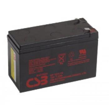 RBC17 UPS noodstroom accu vervangingsset van CSB Battery