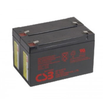 RBC3 UPS noodstroom accu vervangingsset van CSB Battery