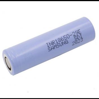 Samsung INR18650-29E Li-Ion 3,7V 2900mAh oplaadbare 18650 batterij